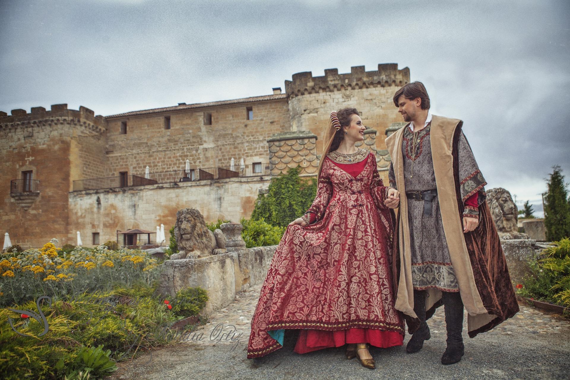 9 причин, почему стоит провести свадьбу в замке Буен Амор.