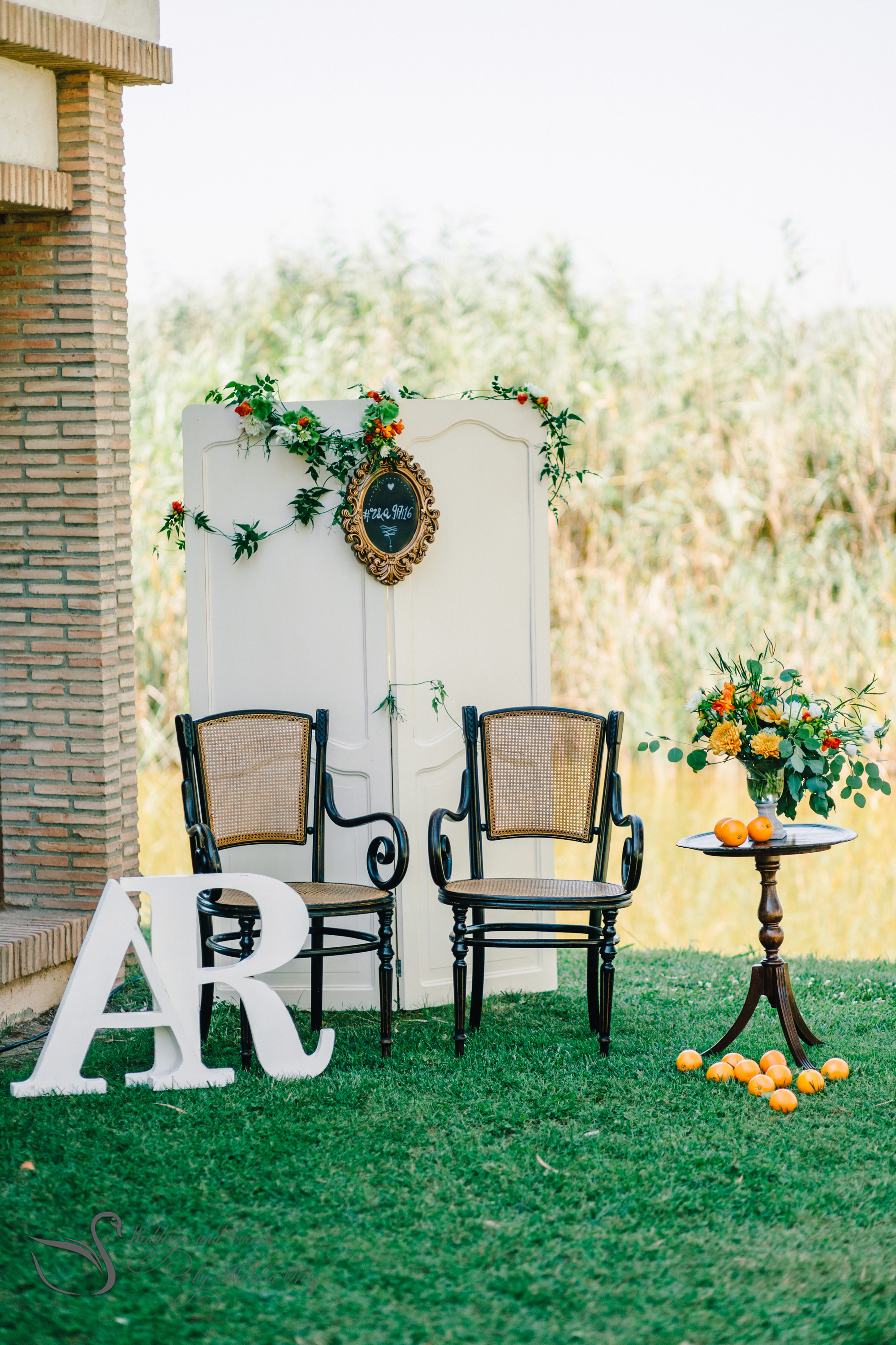 Tendencies of wedding design in 2017.
