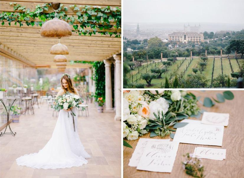 How make a wedding in Spain?