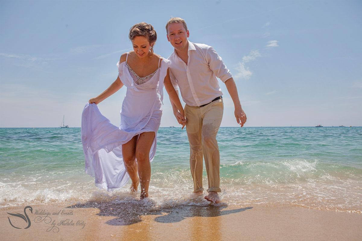 Как грамотно выбрать место для свадьбы за границей