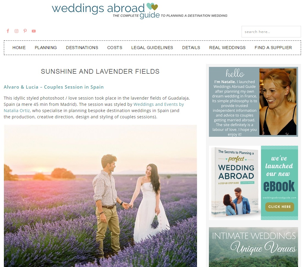 wedding abroad guide
