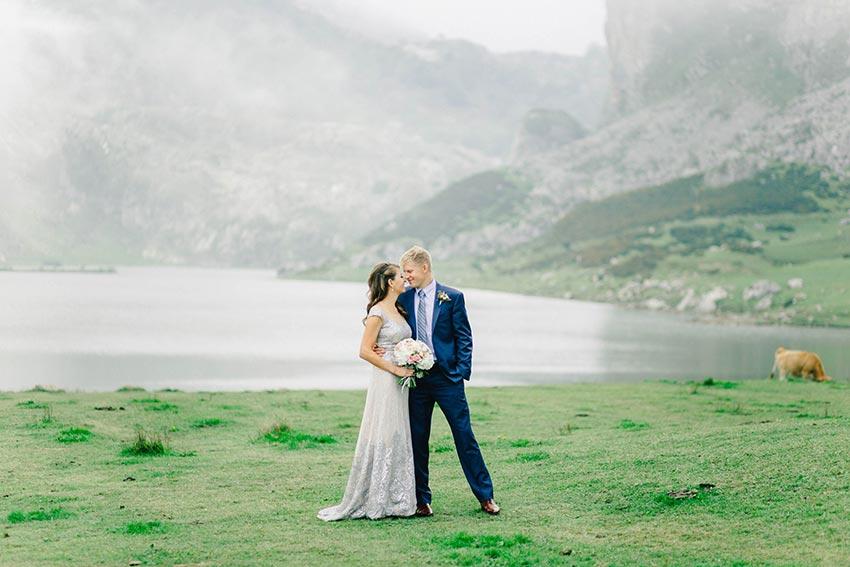 Wedding in Asturias