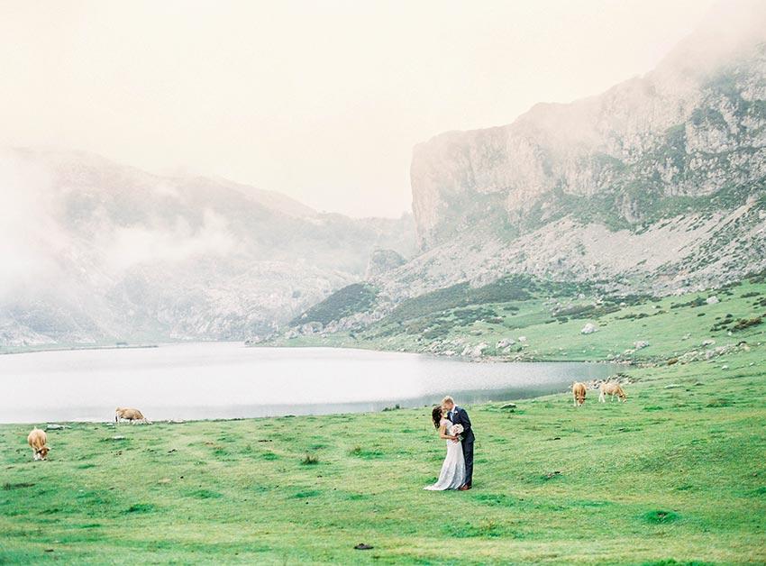 Свадьба в Астурии