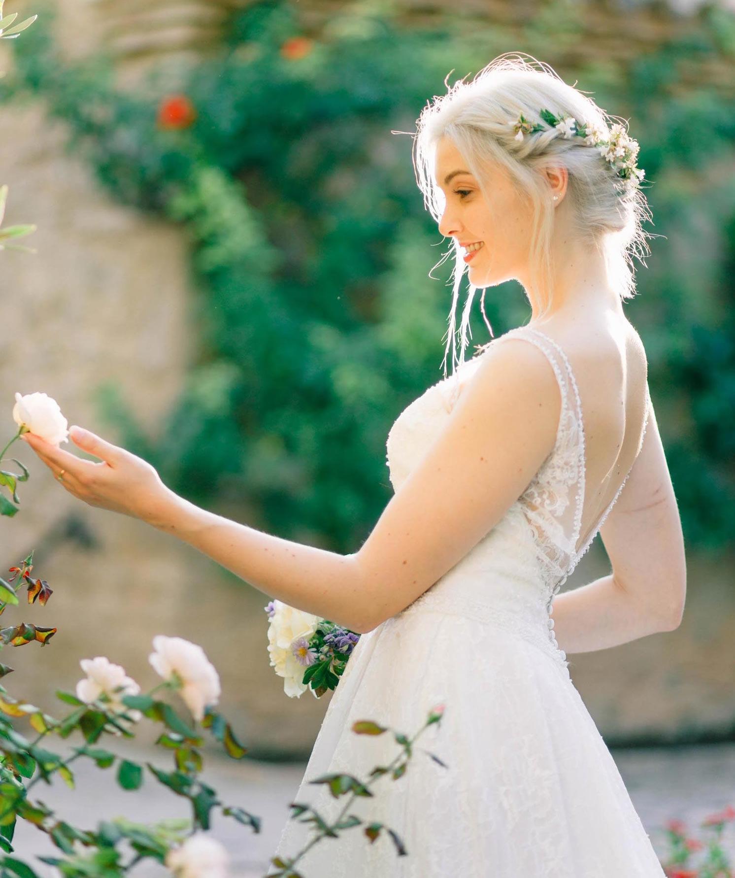 Spring wedding in Torre del Visco