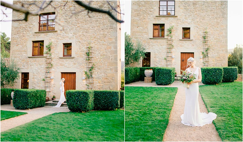 Spring wedding in Torre del Visco