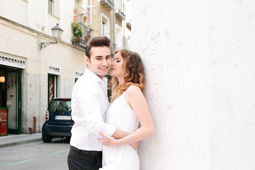 Storia d'Amore a Madrid – Raúl e Yulia