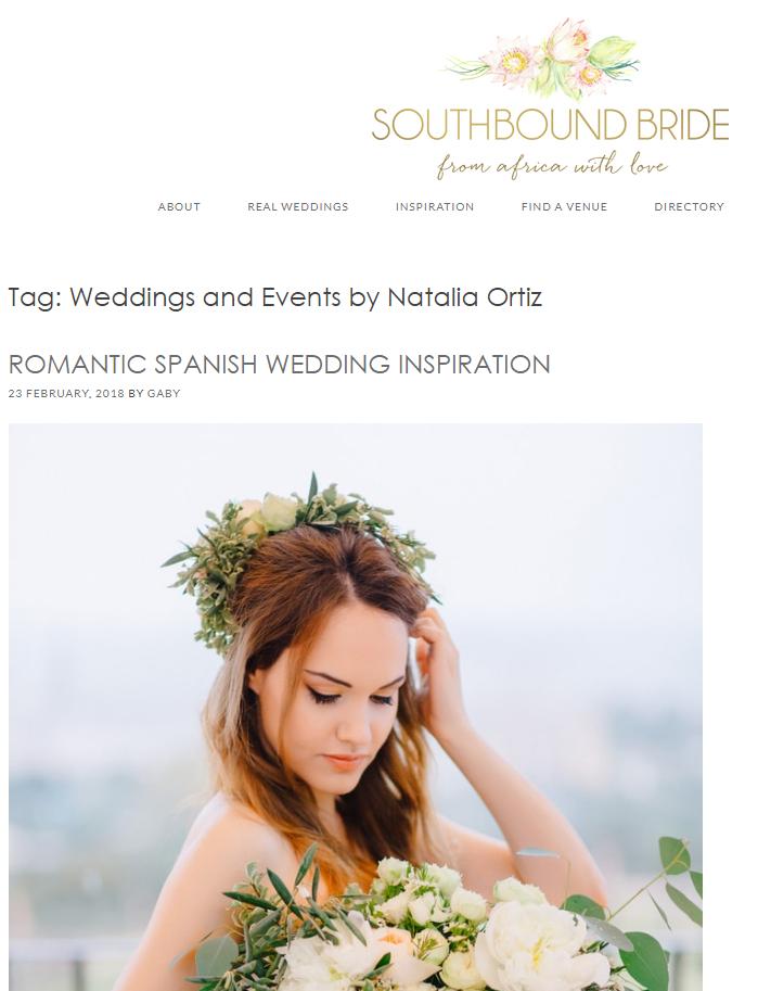 Natalia Ortiz Southbound bride