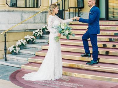 Wedding in San Sebastián