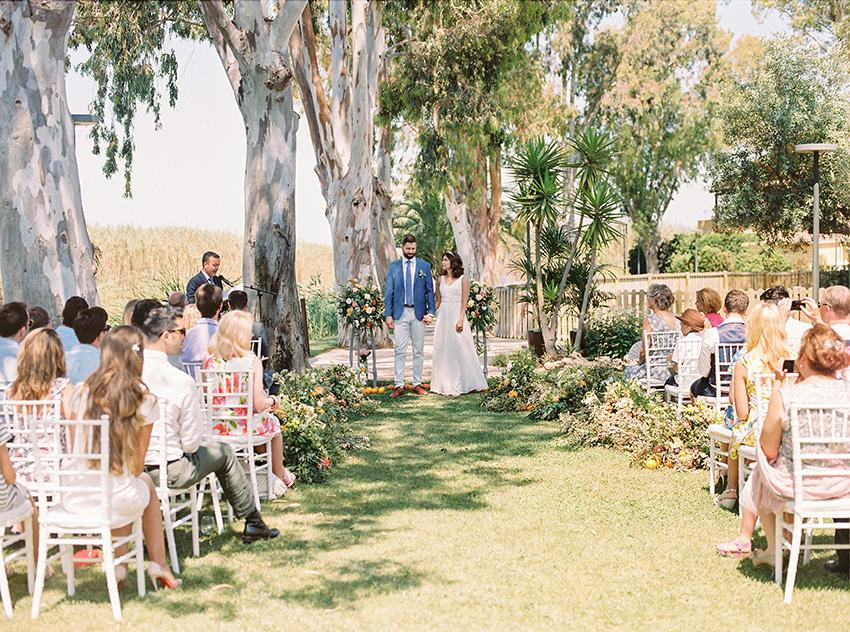 Il timing di un matrimonio in Spagna