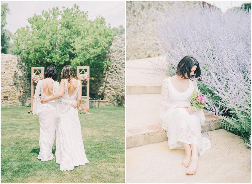 Female wedding