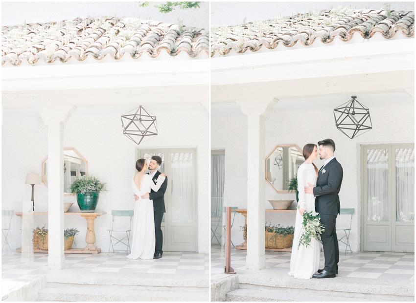 Wedding in La Quinta de Illescas