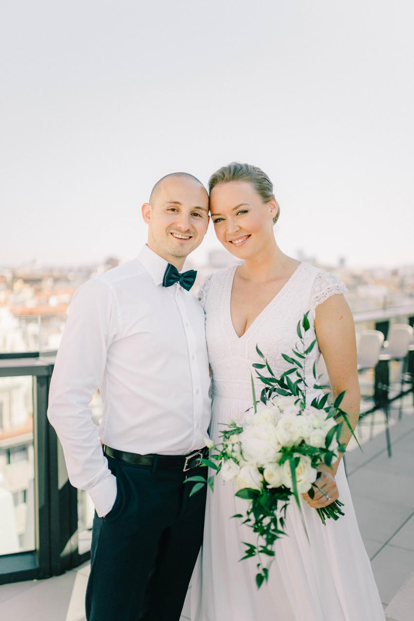 Wedding weekend in Madrid
