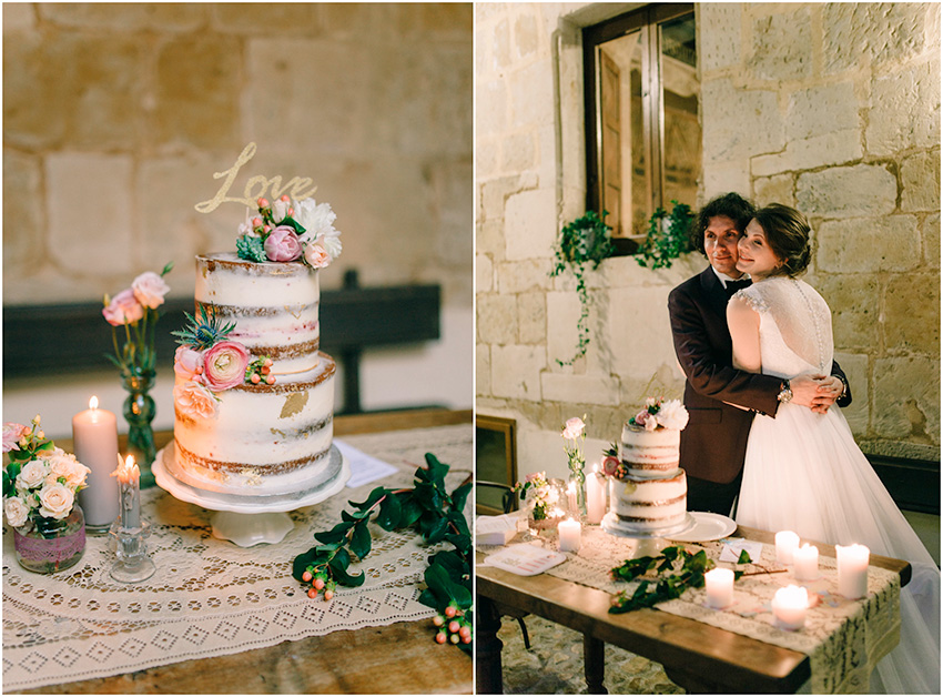 Wedding in medieval castle Buen Amor