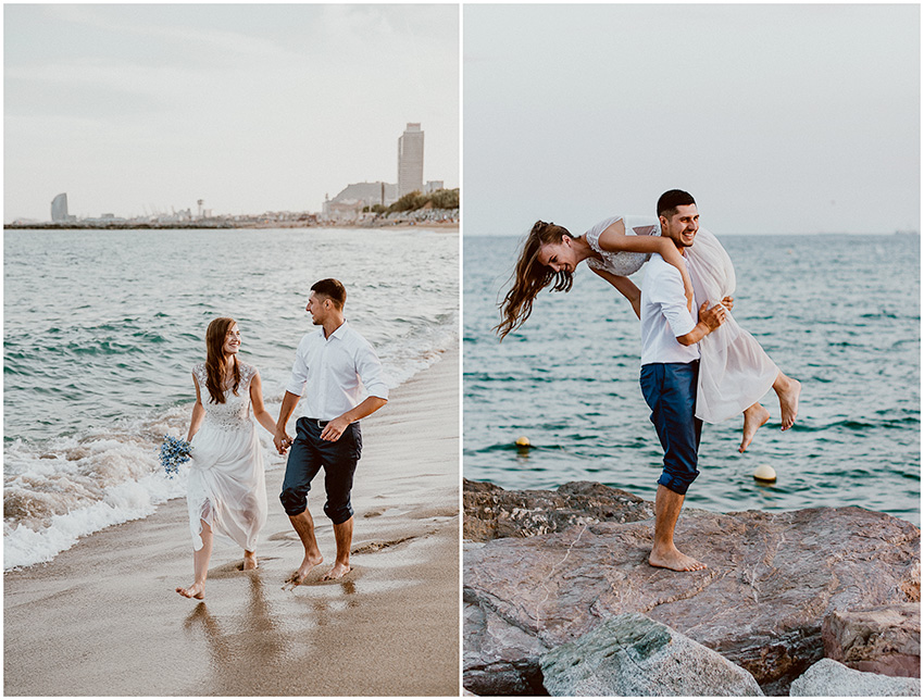 Elopement in Barcelona
