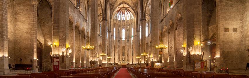 kirkot espanjassa