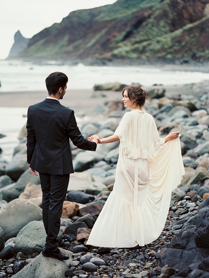 8 parasta paikkaa mennä naimisiin Espanjassa