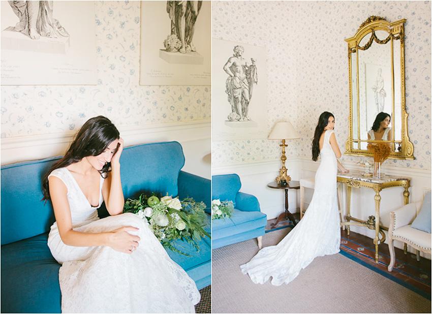 mariage au Palais d'Aldovea