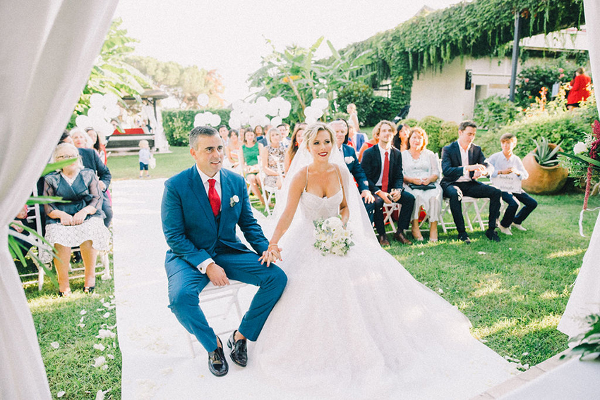 Natalia and Alberto's wedding in Marbella