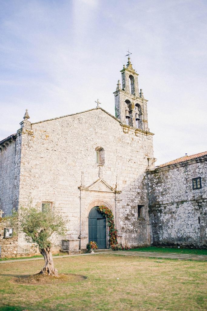 Boda en Galicia
