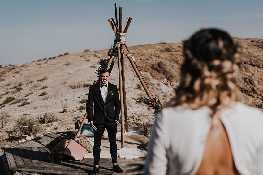 boda en gran canarias