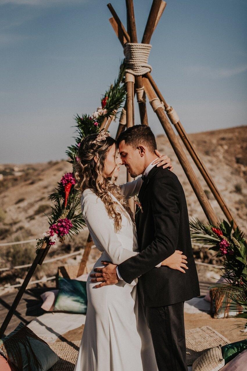 mariage à Gran Canaria