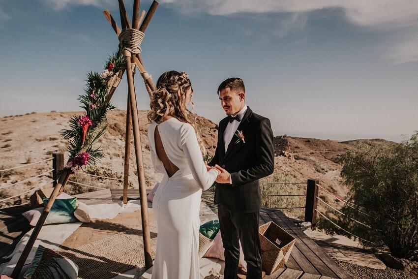 matrimonio a gran canaria