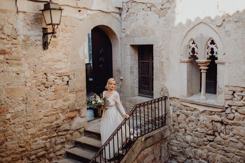 Castel Tous Barcelona - Weddings and Events by Natalia Ortiz