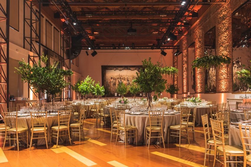 La fabrica de tapices - Weddings and Events by Natalia Ortiz