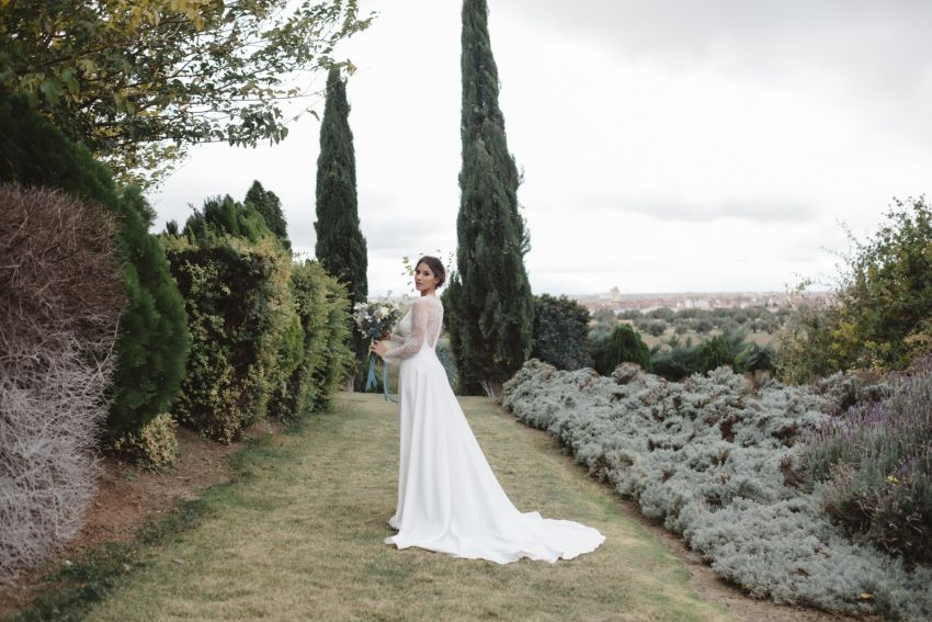Elopment Olivar Santa Teresa - Weddings by Natalia Ortiz