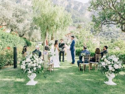 Majorca wedding