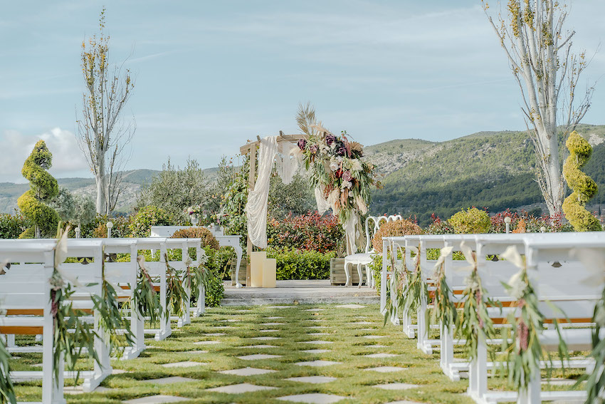 vineyard wedding in spain - Wedding by Natalia Ortiz