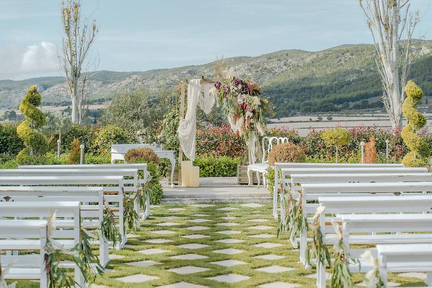 Narvana y Gadiel y cómo se casaron entre viñedos