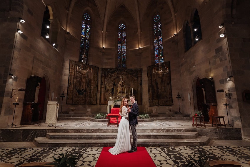 Castell Peralada - Weddings and Events by Natalia Ortiz