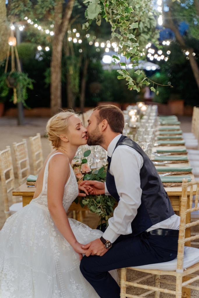 Barcelona elopement - Weddings and events by Natalia Ortiz
