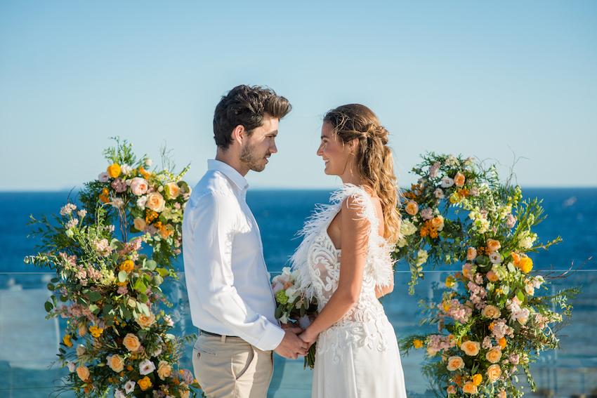 Cásate en Ibiza con unas sensacionales vistas al mar